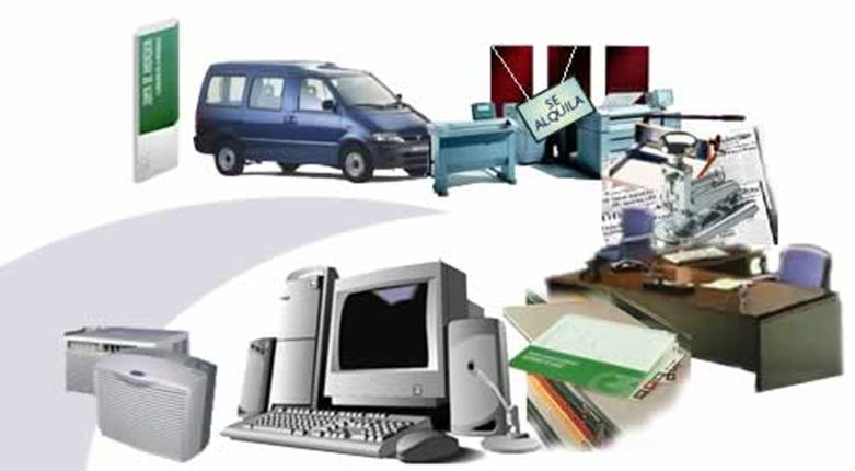 C mo se clasifican los activos de una empresa fiscored for Transporte de muebles barato